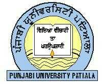 punjabi university recruitment