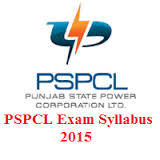 pspcl syllabus download