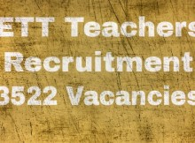 ett teachers recruitment