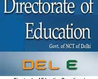 directorate of education delhi