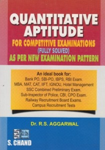 RS Aggarwal Book