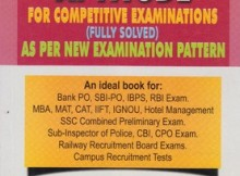 rs aggarwal quantitative aptitude pdf book