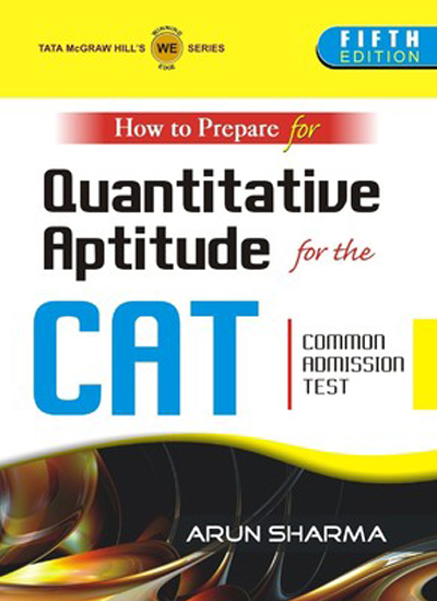 Arun sharma quantitative aptitude for cat(4th edition).