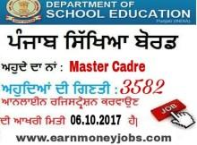 education recruitment board