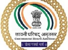 cantonment board amritsar