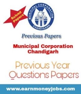 mc chandigarh previous papers