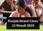 Punjab 12th result