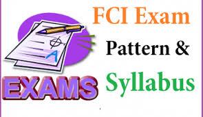 fci new exam pattern