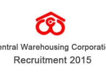 central warehouse corporation recruitment