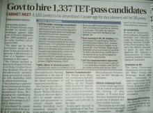 4183 teacher vacancies