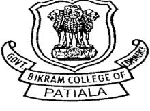 bikram college patiala recruitment