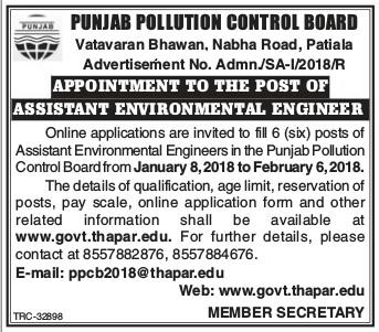 ppcb recruitment