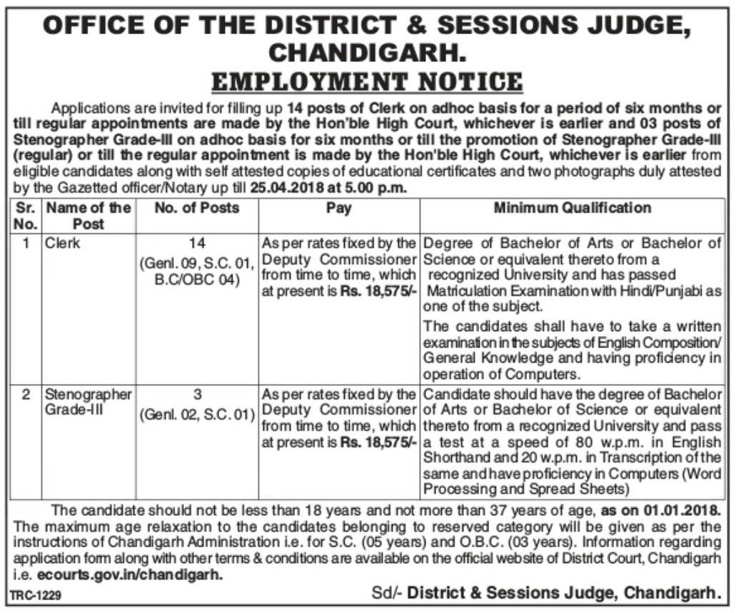 district court chd