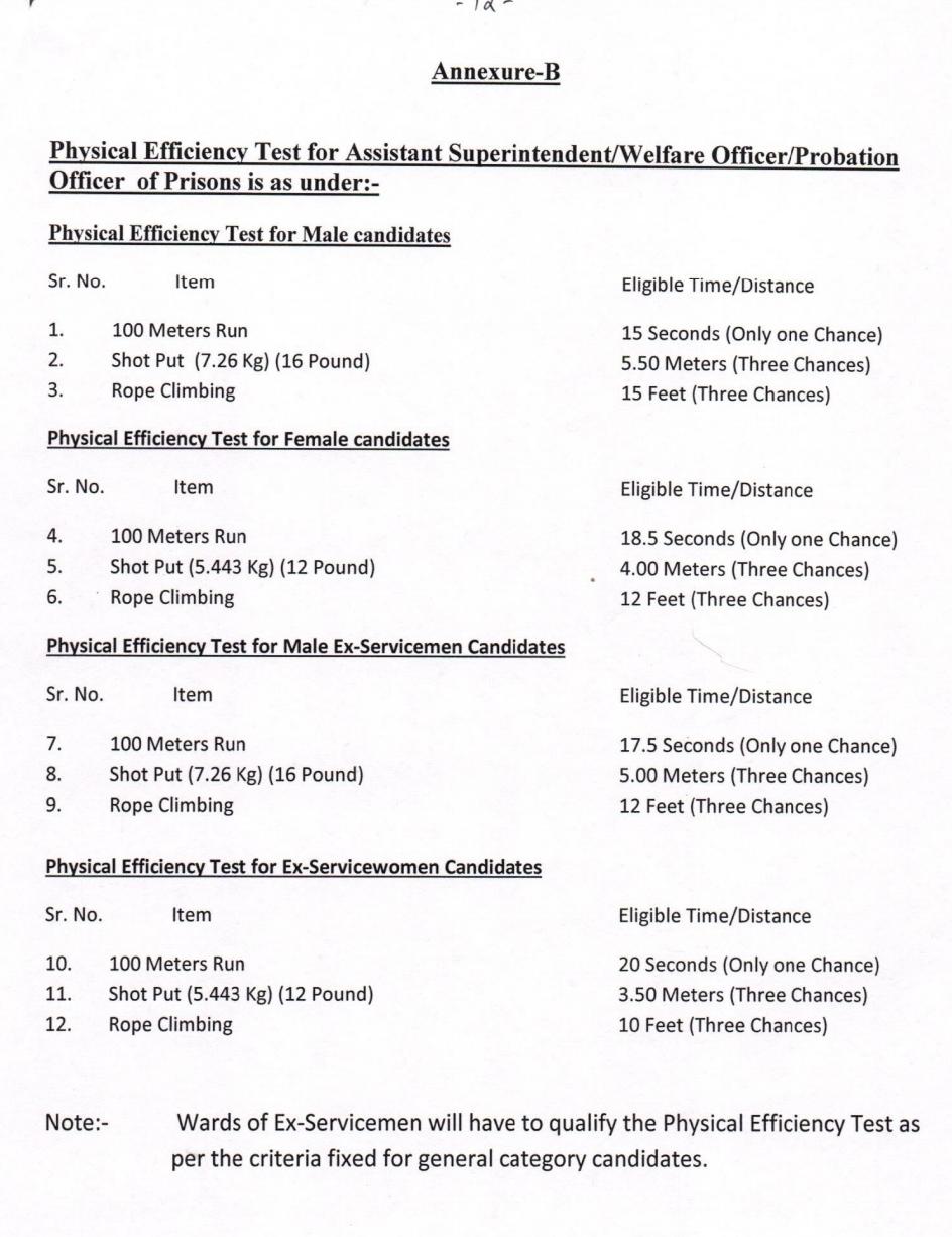 jail superintendent selection process